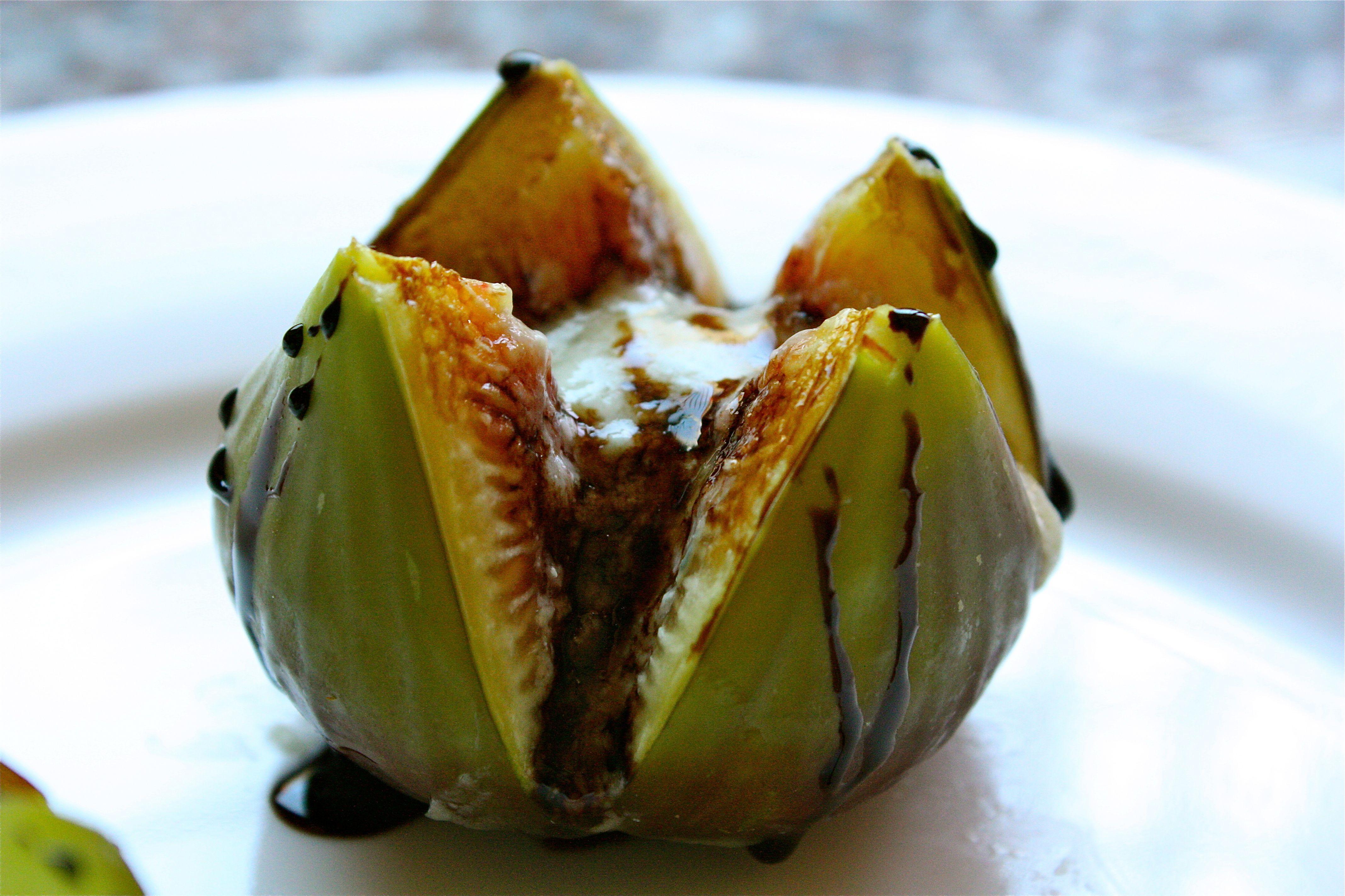 Recipe: Blue Cheese Stuffed Figs
