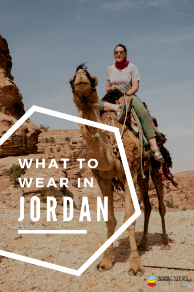 7345a75110d Wondering what to wear in Jordan  Recommended clothing for a Jordan tour