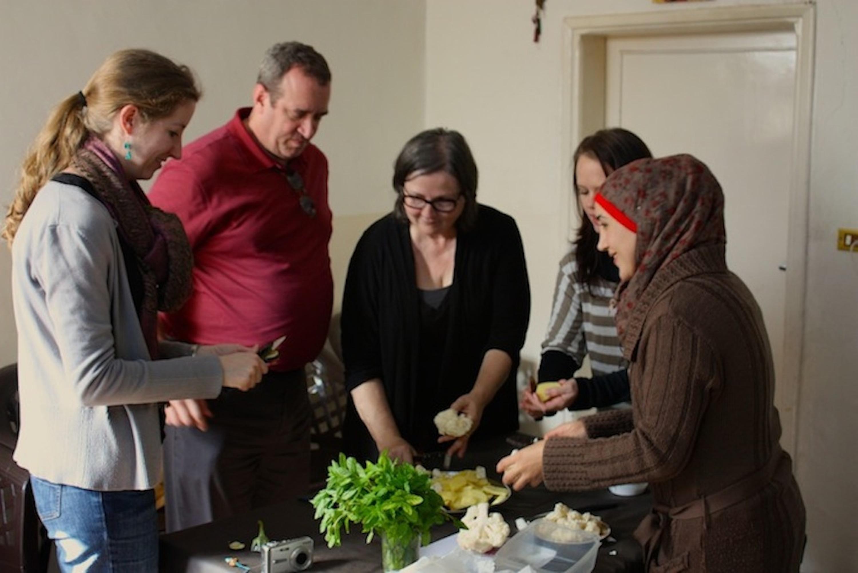 Cooking Experience on Jordan tour