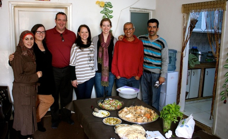 Cooking Experience in Jordan Home