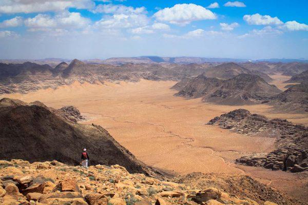 Jordans Wadi Rum desert filming location of Star Wars The Rise of Skywalker planet Pasaana