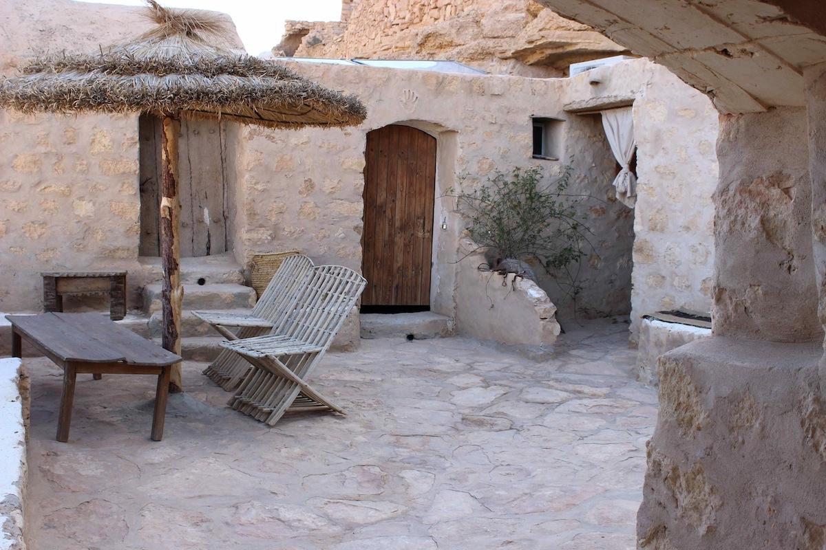 Berber Hotel Patio