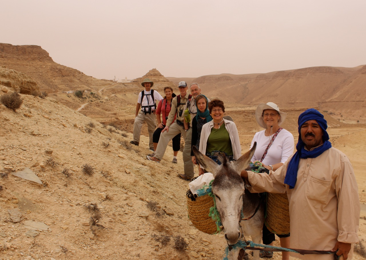 A Hike To Remember: Chenini Tunisia