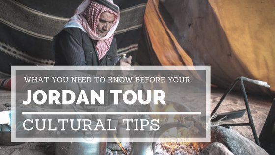 cultural tips to know before your Jordan tour