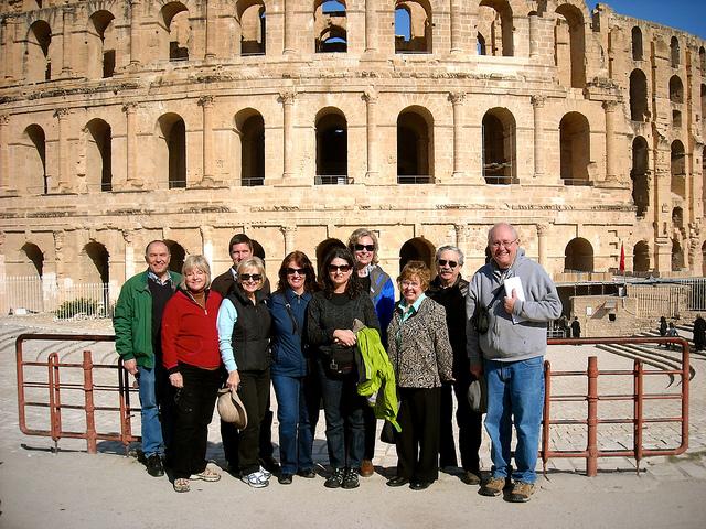 Carthage Group Tour Tunisia.