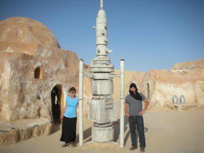 Star Wars Film Location: Tatooine