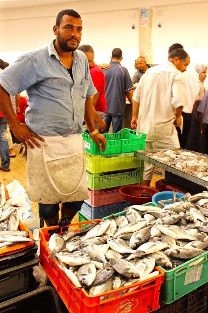 Sfax Fish Market