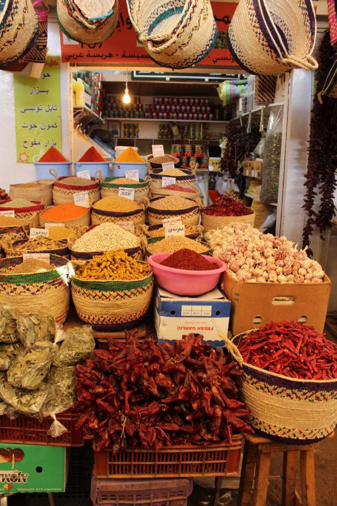 Spice Shop Sfax Medina