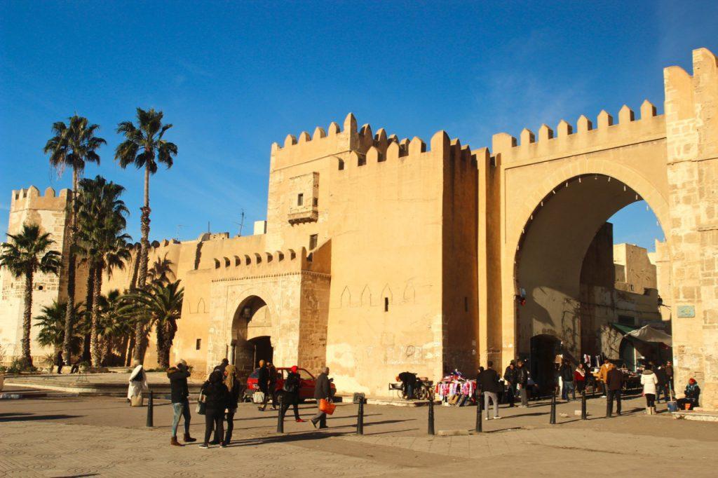 Bab Diwan Sfax Medina