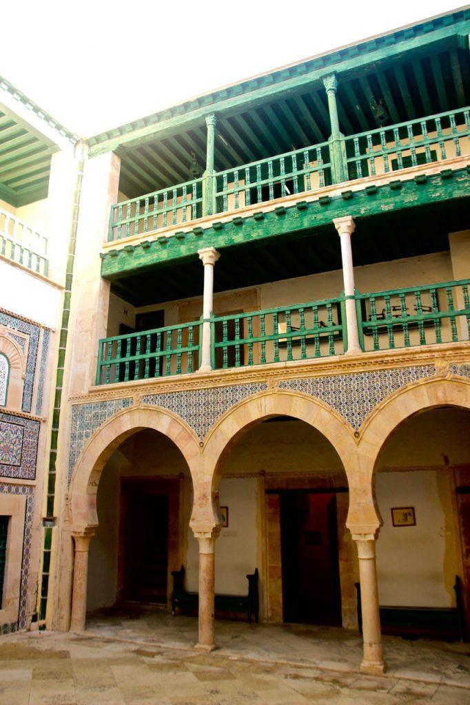 Dar Jellouli Sfax Courtyard Home