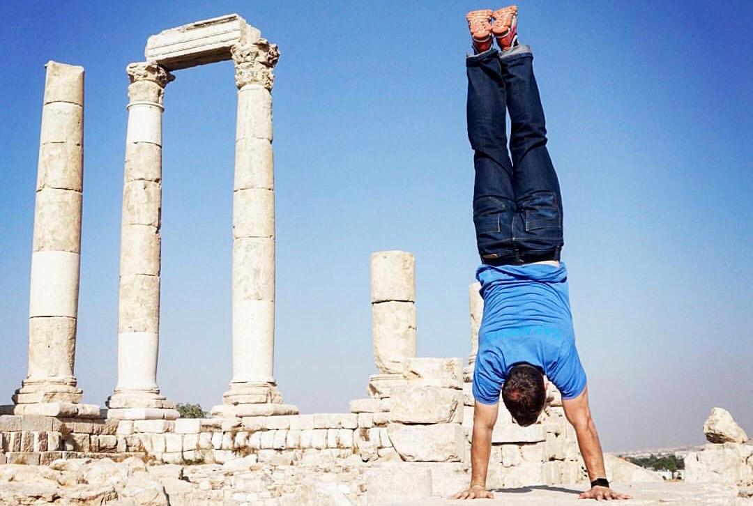 CrossFit Tour and Vacation Jordan