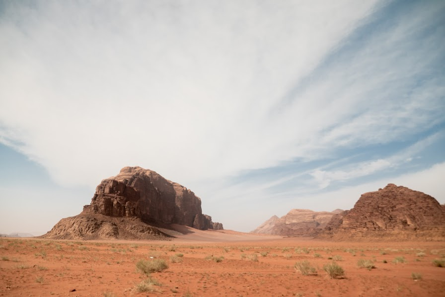 Wadi Rum and Petra: More than Film Locations