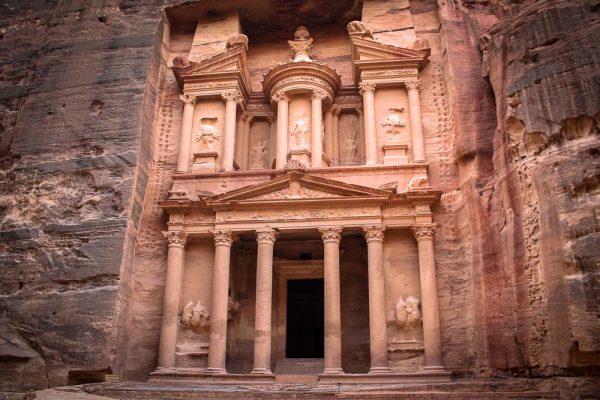 Jordan's Treasury of Petra
