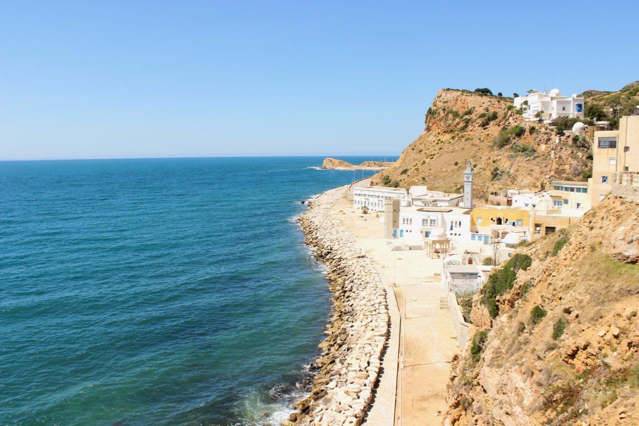 Get Off the Beaten Path in Korbous, Tunisia