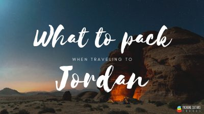 Going on a Jordan tour? Here's what to pack