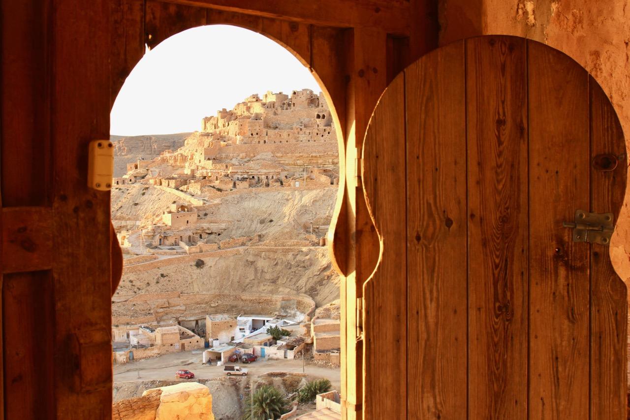 Spotlight on Sustainability: The Kenza Hotel in Chenini Tunisia