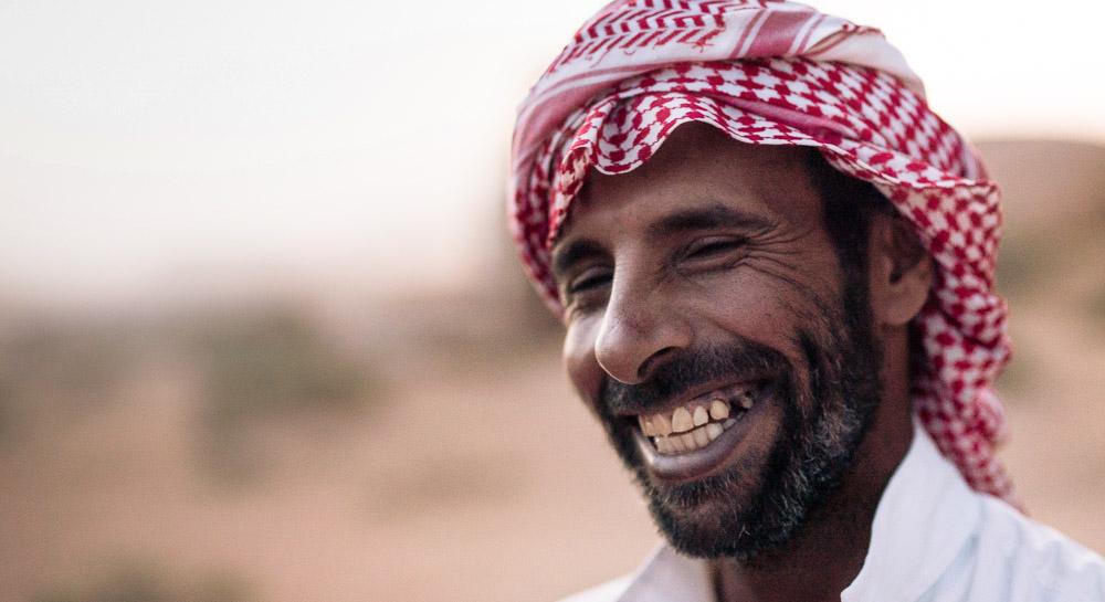Wadi Rum Bedouin tour guide in Jordan