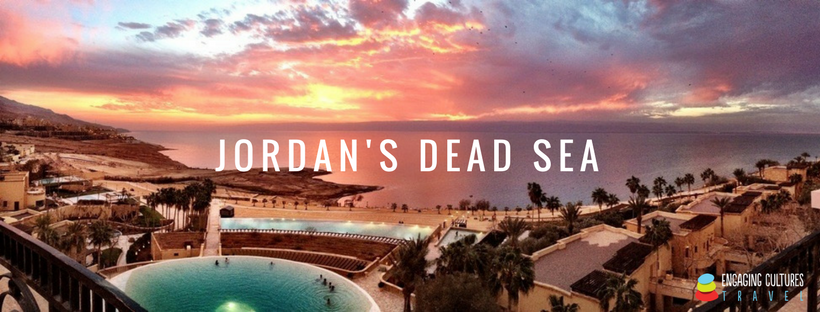 the Dead Sea in Jordan - Jordan tour