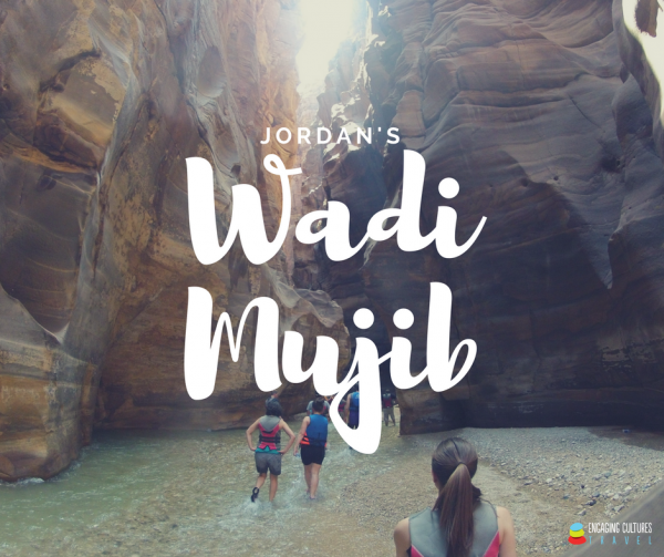 Wadi Mujib river canyon trail - Jordan tour