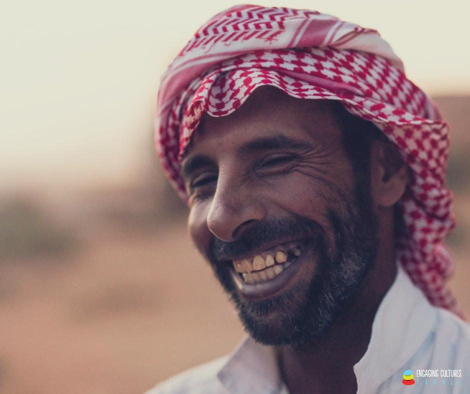 Jordanians: A People of Peace