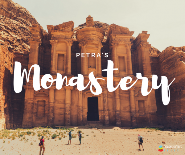 Seeing Petras Monastery on a Jordan tour