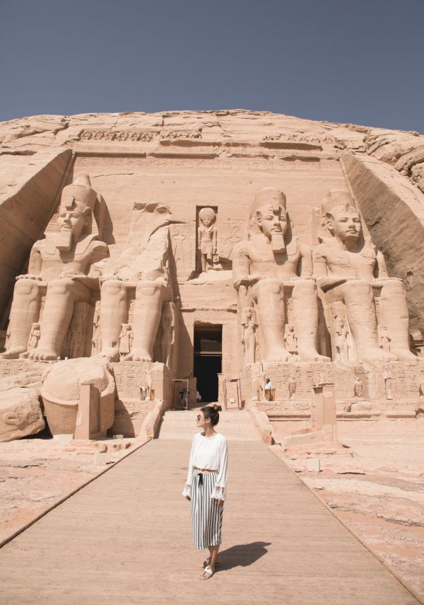 What to wear in Egypt - Abu Simbel Temple Tour Egypt
