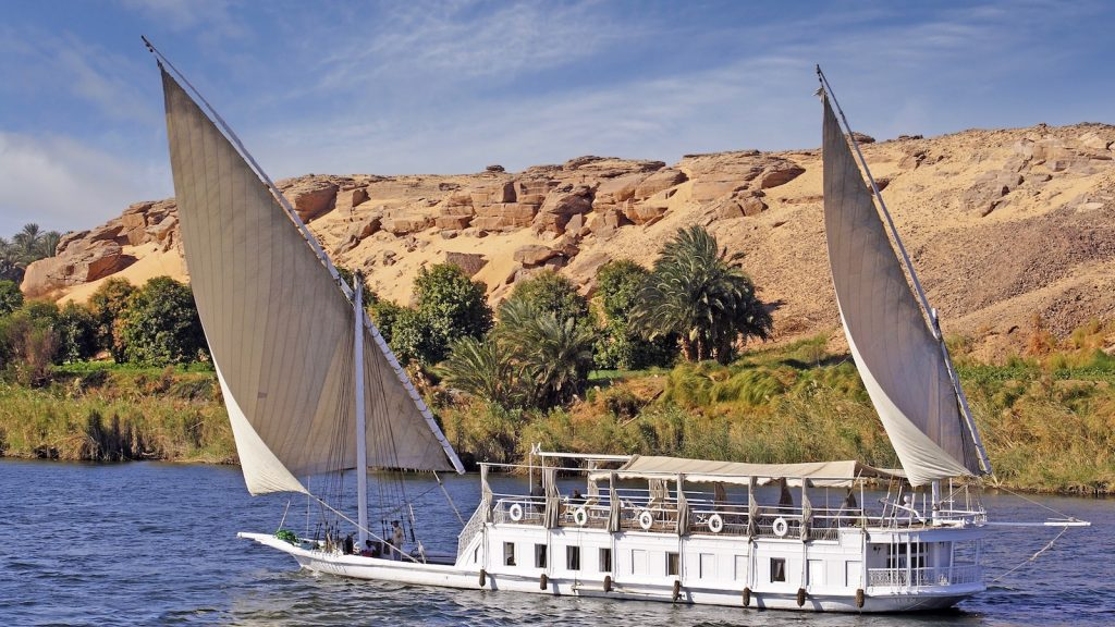 Nile-River-Private-Custom-Cruise-on-Dahabiya-twin-sailed-boat