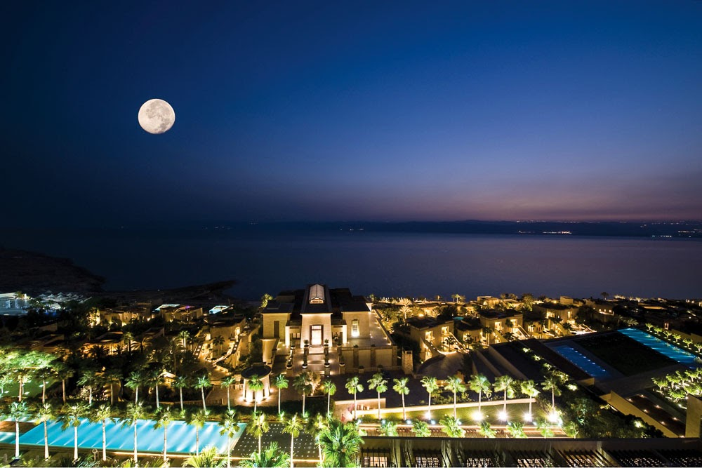 Jordan's finest Dead Sea resort hotel
