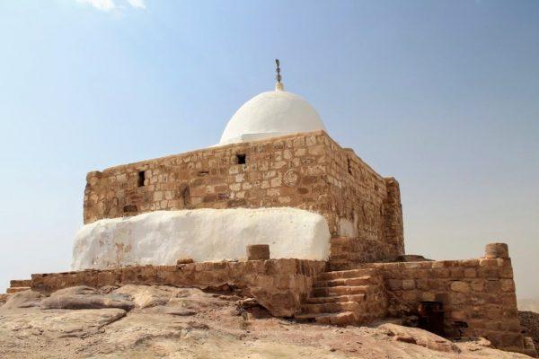 Aarons Tomb - Petra Jordan Tour