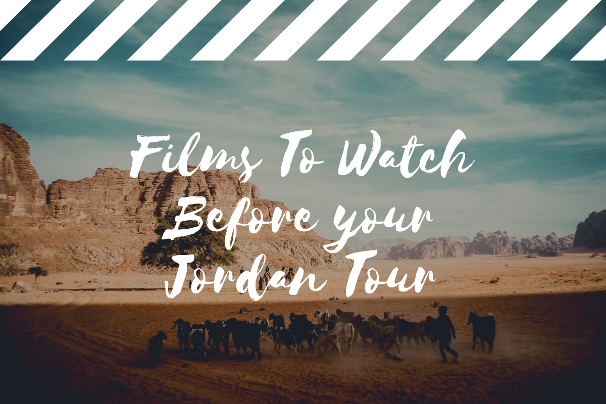 Films To Watch Before Your Jordan Tour