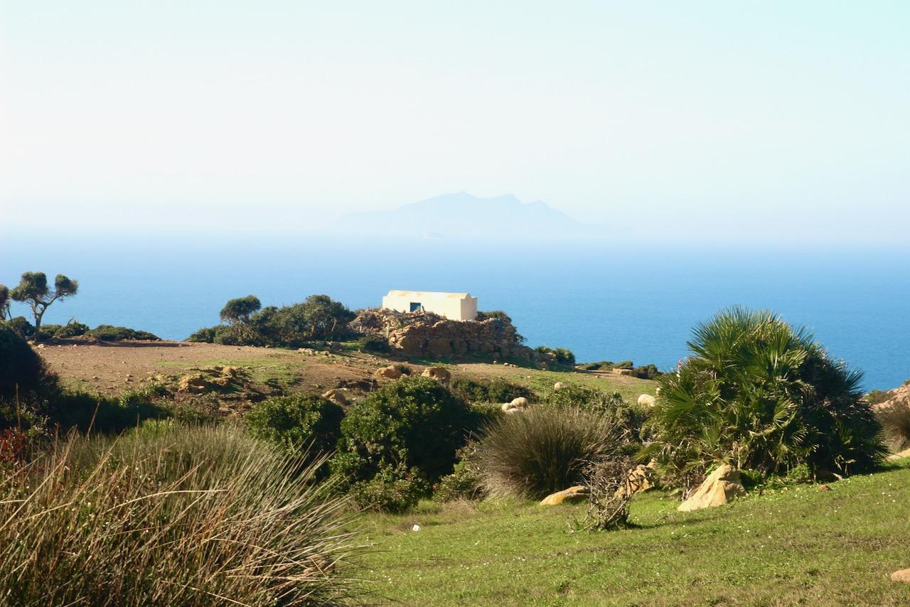 Cap Bon Hiking Path by the Mediterranean Sea
